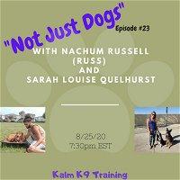 Not Just Dogs #23-Sarah Quelhurst