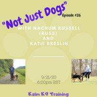 Not Just DOgs #26-Katie Breslin