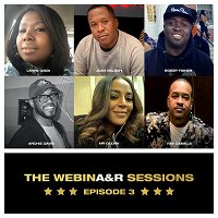 EP 3   THE WEBINA&R SESSIONS: The Mix (Pt 3)