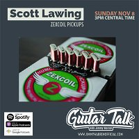 Scott Lawing (Zexcoil Pickups)