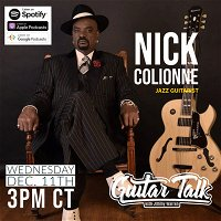 Nick Colionne (Jazz Guitarist)