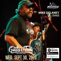 Mike Delaney (Delaney Guitars)