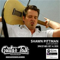 Shawn Pittman (Blues Guitarist)