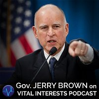 Governor Jerry Brown on COVID, Punishment, Inequality and America's Way Forward