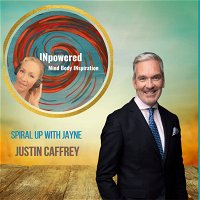 Justin Caffrey - An INWARD journey, From Capitalism to Spiritualism.