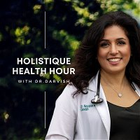 Never Give Up! - A Story of Overcoming Neurological Lyme Disease, With Dr. Darvish & Carmen McKnight