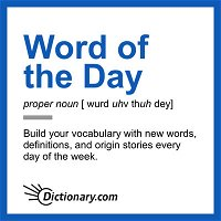 Word of the Day: November 28, 2020