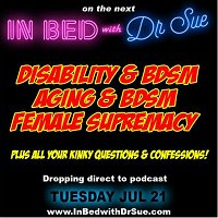Disability & Aging in BDSM and Female Supremacy