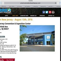 American Reef and Reptile Exposition August 13th, 2016