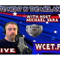 Late Night in the Midlands with host Michael Vara  discussing News & Discovery