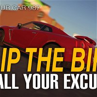 987 » Flip The Bird At All Your Excuses