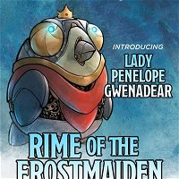 007 - Rime of the Frostmaiden - The Black Lodge - Terror in the Forest