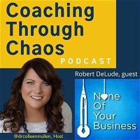 Can You Really Find Calm After Years of Chaos? with Robert Delude