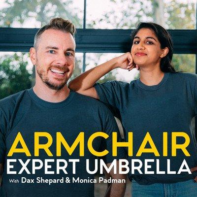 Armchair Expert Umbrella with Dax Shepard