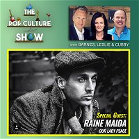 Raine Maida (Our Lady Peace) Interview + Alpha Kenny One + This Week in Celebrity Sleaze