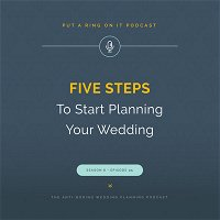 Five Steps To Start Planning Your Wedding
