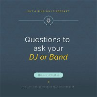 Questions to ask when hiring your DJ or Wedding Band