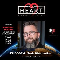 Music Distribution Advice from Symphonic VP, Randall Foster