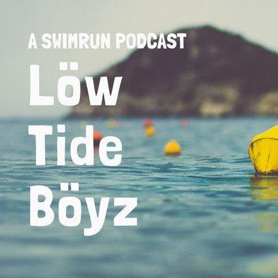 Low Tide Boyz, a Swimrun Podcast