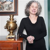 Darra Goldstein: Seeking The Flavors of Russian Cooking