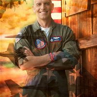 Lt Colonel Dan Rooney: F-16 Fighter Pilot, Founder of Folds of Honor, Author of Fly Into the Wind