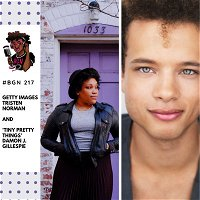 217: Tristen Norman of Getty Images & Damon J. Gillespie of 'Tiny Pretty Things'