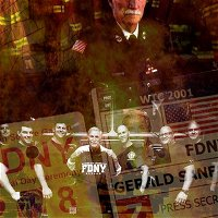 """Gerald """"Jerry"""" Sanford: Retired FDNY Firefighter, Author of It Started With a Helmet, 9/11 Press Secretary"""