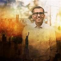 Kushal Choksi: 9/11 Survivor, Author of On a Wing and a Prayer, Breathwork and Meditation Instructor