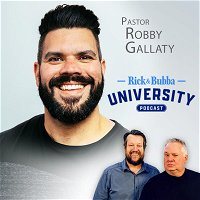 Ep 48 | From Addict to Pastor | Robby Gallaty