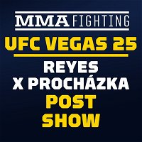 UFC Vegas 25 Post-Fight Show
