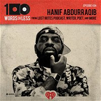 Hanif Abdurraqib from Lost Notes Podcast, Poet, Writer and more