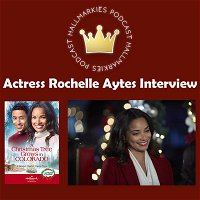 Actress Rochelle Aytes Interview (Christmas Tree Grows in Colorado)