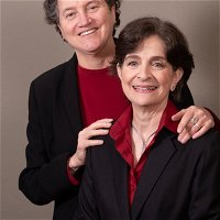 THE DYNAMIC DUO - PAM GERBER AND DR SUZANNE SLONIM