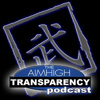 Transparency PodCast 10-30-14 - HAUNTED MASQUERADE AT AIM HIGH!