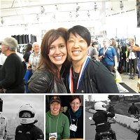 Episode 100: Reminiscing on Our History and Women in Motorcycling Who Inspire Us