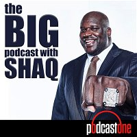 Shaq pays tribute to John Thompson and Chadwick Boseman, breaks down Giannas vs Pippen and the NBA playoffs, and plays the movie soundtrack game on The Big Podcast with Shaq