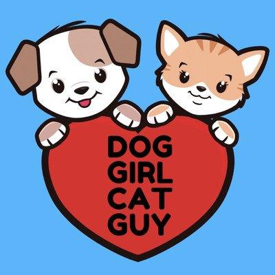 The Dog Girl Cat Guy's Podcast