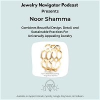 Noor Shamma Combines Beautiful  Detail and Sustainable Practices For Universally Appealing Jewelry