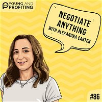 #86: Negotiate Anything with Alexandra Carter