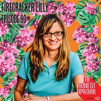 Episode 90 - Firecracker Lilly, a Childfree Italian Expat who Found a New Path