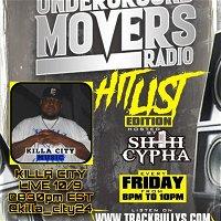 Shah Cypha Interviews Killa City onthe Underground Movers Radio Show
