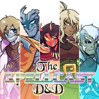 The SpellCast D&D
