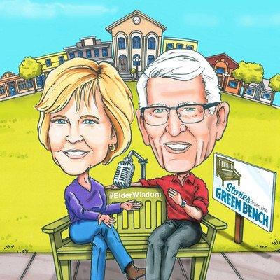 #ElderWisdom | Stories from the Green Bench
