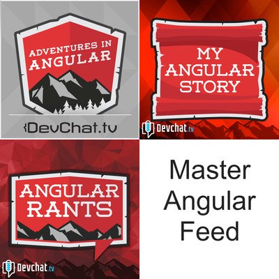 All Angular Podcasts by Devchat.tv