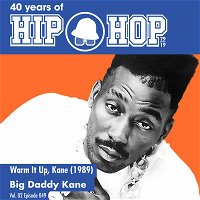 Vol.02E49 - Warm It Up, Kane by Big Daddy Kane released in 1989 - 40 Years of Hip Hop