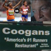 The Most Famous Runner in America - Guest Peter Walsh - King Ches's Pro Career + Kosgei, Hassan, Farah in Brussels