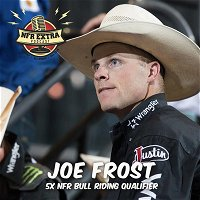 #92 5X NFR Bull Riding Qualifier Joe Frost | NFR Extra Podcast