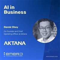 AI for Sales Enablement in Pharma - with Derek Choy of Aktana