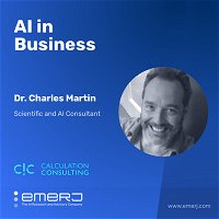 Conveying the ROI of AI to Leadership - with Dr. Charles Martin of Calculation Consulting