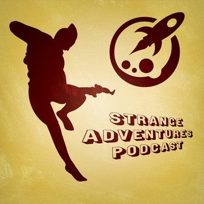 Strange Adventures Podcast